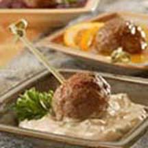 Appetizer Meatballs