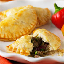 Hand-Held Pastry Sandwich & Turnover Recipes