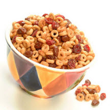 Cereal Snacking Mix