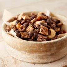 Chocolate & Fruit Snack Mix