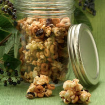 Crunchy Popcorn Trail Mix