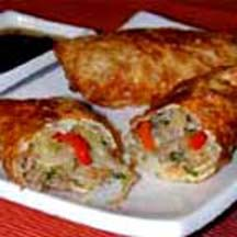 Turkey Egg Rolls