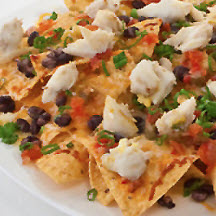 Florida Blue Crab Nachos