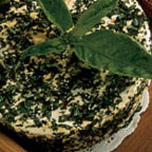 Fresh Chopped Herb Brie