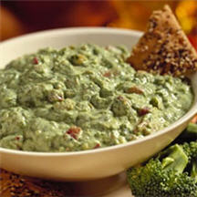 Garbanzo Pesto Dip