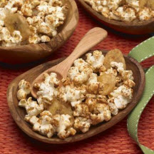 ... popcorn snack mix will disappear fast, so make a double batch