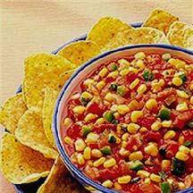 Mexicali Corn Salsa Recipe - CooksRecipes.com