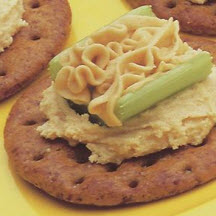 Peanut Butter & Celery Snacks