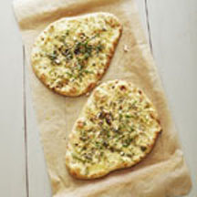 Quick Rosemary-Garlic Flatbread
