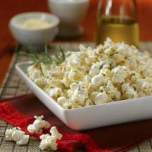 Rosemary Parmigiano-Reggiano Popcorn Recipe - CooksRecipes.com