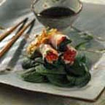 Vietnamese Spring Rolls with Maine Lobster