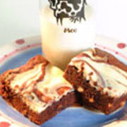 Gooey Baby Ruth Brownies Recipe - CooksRecipes.com