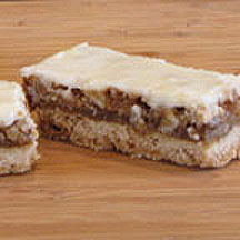 Iced Coconut Pecan Bars