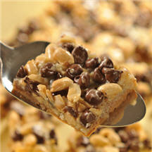 Peanut Butter Bar Recipes