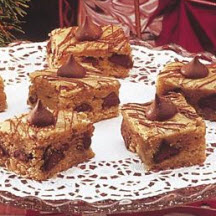 Reese's Peanut Butter Mini Kisses Blondies
