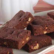 Sensibly Delicious Fudgy Chocolate Brownies