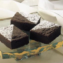 Truffle Dessert Brownies