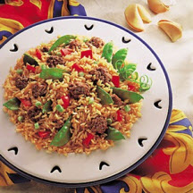 Beef & Vegetable Fried Rice