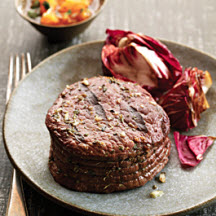 Grilled Top Sirloin Filets with Smoky Orange Sauce