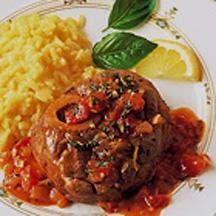 Osso Buco with Risotto Alla Milanese Recipe at CooksRecipes.com