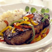 Broiled & Pan-Grilled Beef Steak Recipes