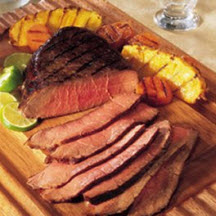 Tropical Beef Steak