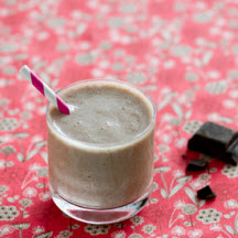 Chocolate Peanut Butter Shake