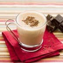 Chocolate Eggnog Recipe at CooksRecipes.com