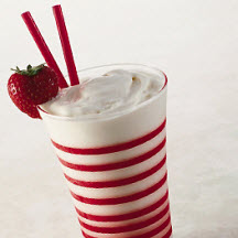 Frozen Yogurt Shake