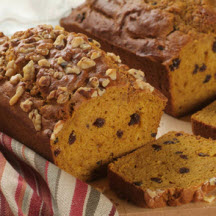 Pumpkin Spice Quick Bread with Variations