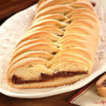 Chocolate-Filled Braid