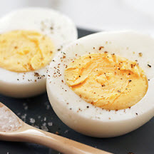 Basic Hard-Boiled Eggs