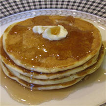 Buttermilk & Plain Pancake Recipes