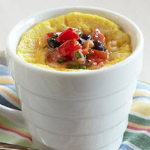Microwave Mexican Coffee Cup Scramble