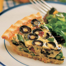 Smoky California Quiche