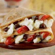 Southwestern Egg White Quesadilla