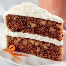 Autumn Peanutty Carrot Cake