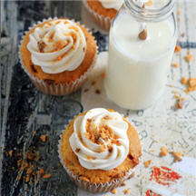 Butterfinger® Cupcakes