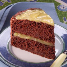 Chocolate-Lemon Cake