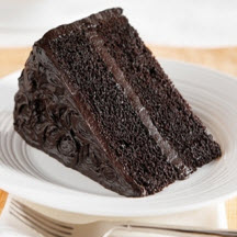 "Hershey's ""Especially Dark"" Chocolate Cake"