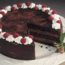 Hershey's Lavish Chocolate Cake