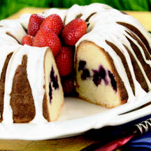 Blueberry Cake Recipes