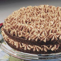 Lighter-Than-Spring Chocolate Torte