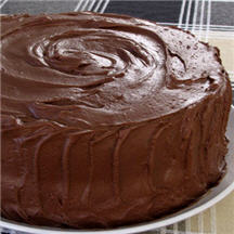 One-Pan Chocolate Frosting