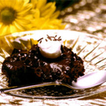 Slow-Cooker Fudge Pudding Cake