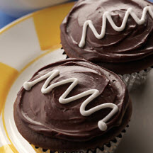 Surprise Cupcakes with Mascarpone Cheese