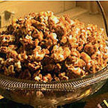 Candied & Caramel Popcorn Recipes