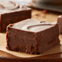 Rich Cocoa Fudge
