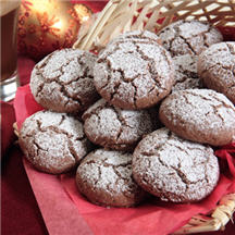 Abuelita Powder Cookies
