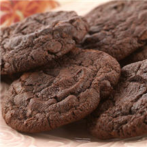 Big Brownie Cookies